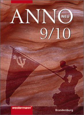 ANNO, Ausgabe Gymnasium Brandenburg: 9./10. Schuljahr, Schülerband