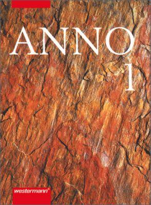 ANNO: Bd.1 Von der Vorgeschichte bis zum frühen Mittelalter