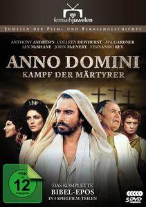 Anno Domini - Kampf der Märtyrer, Stuart Cooper