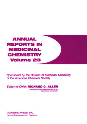 Annual Reports in Medicinal Chemistry: Annual Reports in Medicinal Chemistry