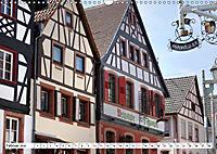 Annweiler am Trifels - Fachwerkidylle in der Pfalz (Wandkalender 2019 DIN A3 quer) - Produktdetailbild 2