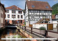 Annweiler am Trifels - Fachwerkidylle in der Pfalz (Wandkalender 2019 DIN A2 quer) - Produktdetailbild 1