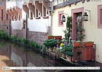 Annweiler am Trifels - Fachwerkidylle in der Pfalz (Wandkalender 2019 DIN A2 quer) - Produktdetailbild 4