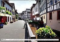 Annweiler am Trifels - Fachwerkidylle in der Pfalz (Wandkalender 2019 DIN A2 quer) - Produktdetailbild 3