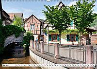 Annweiler am Trifels - Fachwerkidylle in der Pfalz (Wandkalender 2019 DIN A2 quer) - Produktdetailbild 5