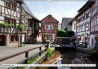 Annweiler am Trifels - Fachwerkidylle in der Pfalz (Wandkalender 2019 DIN A2 quer) - Produktdetailbild 9
