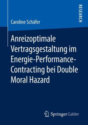 Anreizoptimale Vertragsgestaltung im Energie-Performance-Contracting bei Double Moral Hazard, Caroline Schäfer