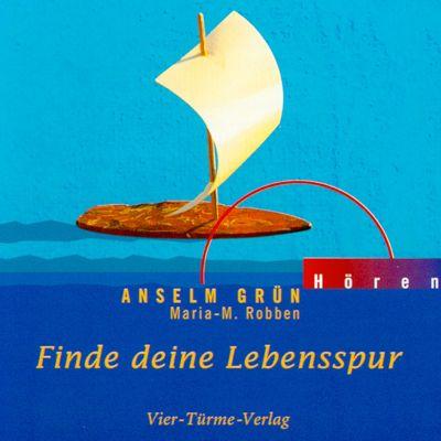 Anselm Grün HÖREN: Finde deine Lebensspur, Anselm Grün, Maria R. Robben