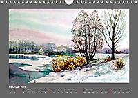 Ansichten aus Mitteldeutschland (Wandkalender 2019 DIN A4 quer) - Produktdetailbild 2