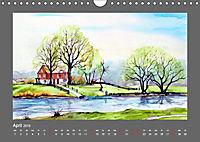 Ansichten aus Mitteldeutschland (Wandkalender 2019 DIN A4 quer) - Produktdetailbild 4