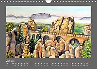 Ansichten aus Mitteldeutschland (Wandkalender 2019 DIN A4 quer) - Produktdetailbild 6