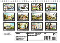 Ansichten aus Mitteldeutschland (Wandkalender 2019 DIN A4 quer) - Produktdetailbild 13