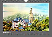 Ansichten aus Mitteldeutschland (Wandkalender 2019 DIN A4 quer) - Produktdetailbild 9