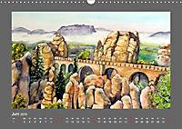 Ansichten aus Mitteldeutschland (Wandkalender 2019 DIN A3 quer) - Produktdetailbild 6