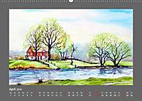 Ansichten aus Mitteldeutschland (Wandkalender 2019 DIN A2 quer) - Produktdetailbild 4