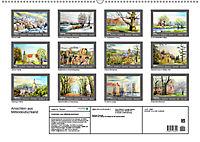 Ansichten aus Mitteldeutschland (Wandkalender 2019 DIN A2 quer) - Produktdetailbild 13