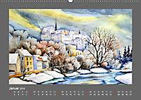 Ansichten aus Mitteldeutschland (Wandkalender 2019 DIN A2 quer) - Produktdetailbild 1