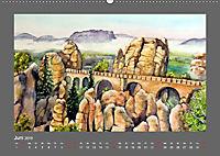Ansichten aus Mitteldeutschland (Wandkalender 2019 DIN A2 quer) - Produktdetailbild 6