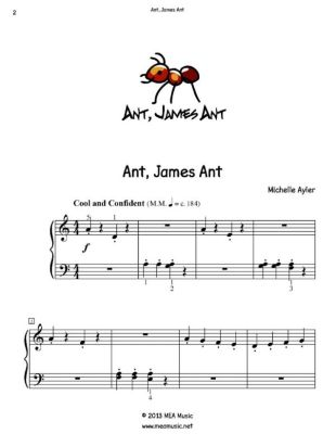 Ant, James Ant, Michelle Ayler