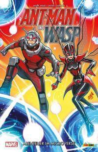 Ant-Man und Wasp: Abenteuer im Microverse -  pdf epub