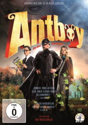 Antboy, Kenneth Bøgh Andersen