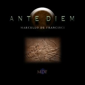 Ante Diem, Marcello De Francisci