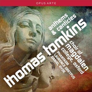 Anthems & Canticles, Daniel Hyde, Choir Of Magdalen College, Phantasm
