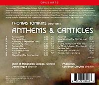 Anthems & Canticles - Produktdetailbild 1