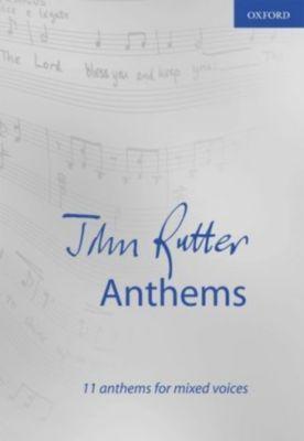 Anthems, Chorpartitur, John Rutter