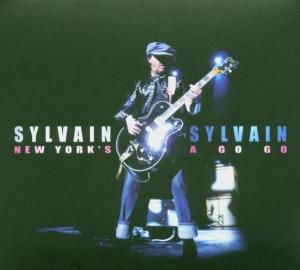 Anthology - New York's A Go Go, Sylvain Sylvain