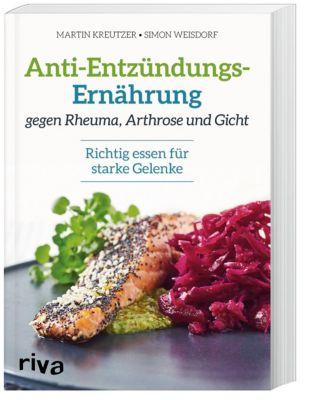 Anti-Entzündungs-Ernährung gegen Rheuma, Arthrose und Gicht -  pdf epub