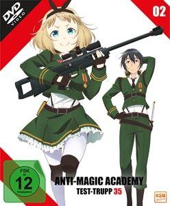 Anti-Magic Academy - Test Trupp 35 - Vol. 2 - Episode 5-8, N, A