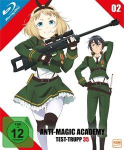 Anti-Magic Academy - Test Trupp 35 - Vol. 2 - Episode 5-8 DVD-Box, N, A