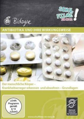 Antibiotika und ihre Wirkungsweise, 1 DVD