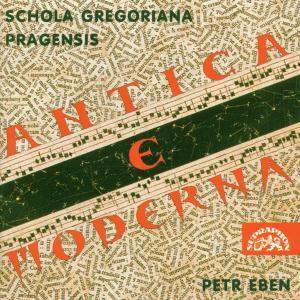 Antica E Moderna, Schola Gregoriana Pragensis, David Eben