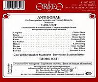 Antigonae - Produktdetailbild 1