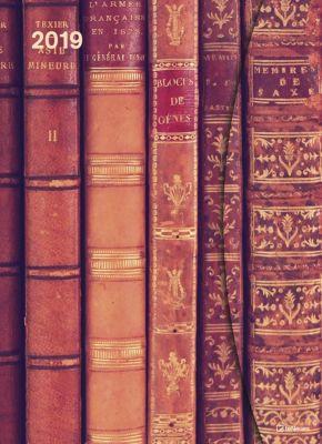 Antique Books 2019 Magneto Diary