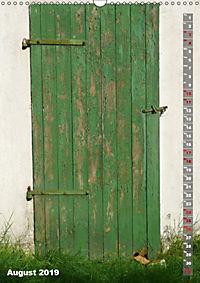 antique doors around europe (Wall Calendar 2019 DIN A3 Portrait) - Produktdetailbild 8