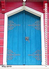 antique doors around europe (Wall Calendar 2019 DIN A3 Portrait) - Produktdetailbild 5