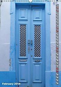 antique doors around europe (Wall Calendar 2019 DIN A3 Portrait) - Produktdetailbild 2