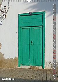 antique doors around europe (Wall Calendar 2019 DIN A3 Portrait) - Produktdetailbild 4
