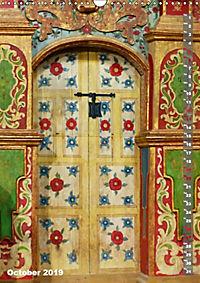 antique doors around europe (Wall Calendar 2019 DIN A3 Portrait) - Produktdetailbild 10