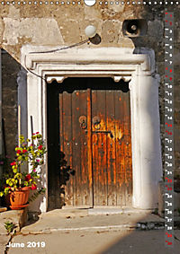 antique doors around europe (Wall Calendar 2019 DIN A3 Portrait) - Produktdetailbild 6