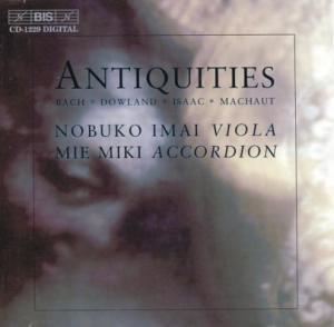 Antiquitäten, Nobuko Imai, Mie Miki