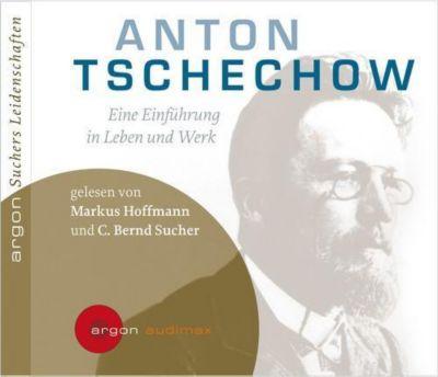 Anton Tschechow, 1 Audio-CD, C.Bernd Sucher