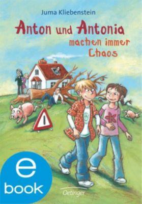 Anton und Antonia machen immer Chaos, Juma Kliebenstein