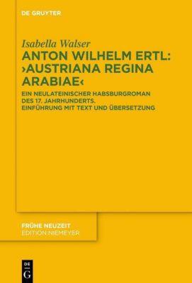 Anton Wilhelm Ertl: Austriana regina Arabiae, Isabella Walser