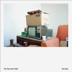 Any Day (Ltd.Clear Vinyl Lp+Mp3), The Sea And Cake