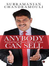 Anybody Can Sell, Subramanian Chandramouli