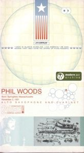 Anything Goes/Captain Blued, Phil Woods